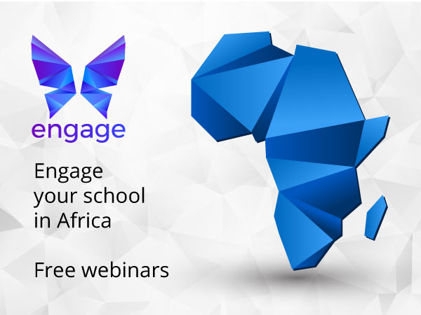 Engage webinars in africa